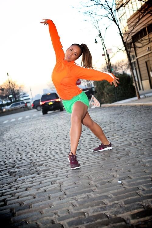 Voguing With Fashion's Favorite Fitness Guru, Nicole Winhoffer
