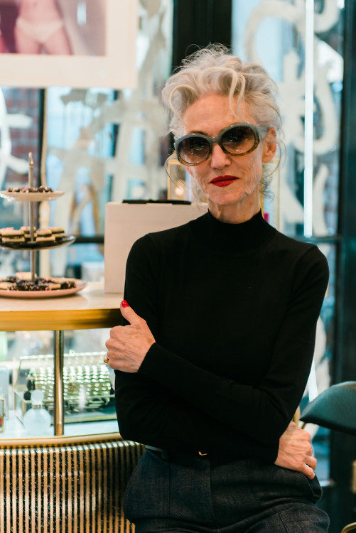 Talking Style & Simplicity With Timeless Icon, Linda Rodin