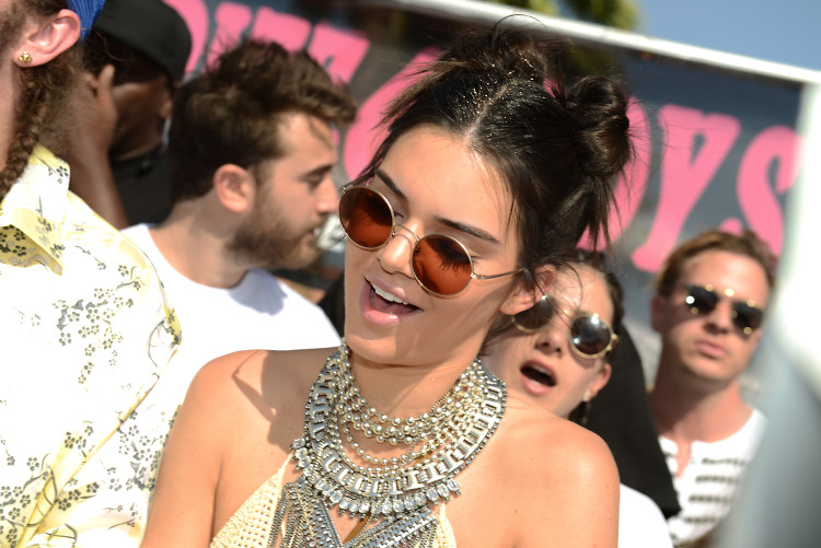 Kendall Jenner Leonardo Dicaprio Party At Coachella 2016 Weekend 1