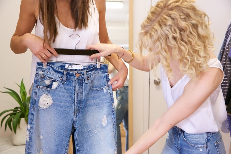 The Babes Behind AYR Jeans Know How To Make Your Ass Look Perfect