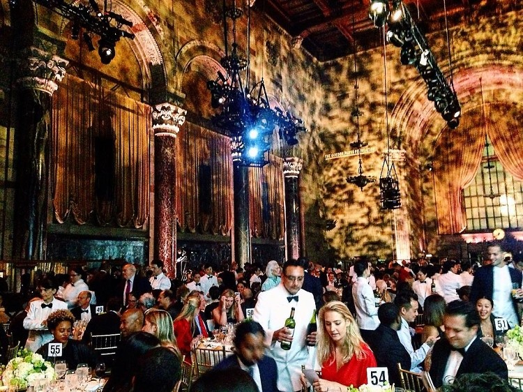 Maxwell Osborne, Dao-Yi Chow & Janelle Monáe Honored At The Gordon Parks Foundation Dinner
