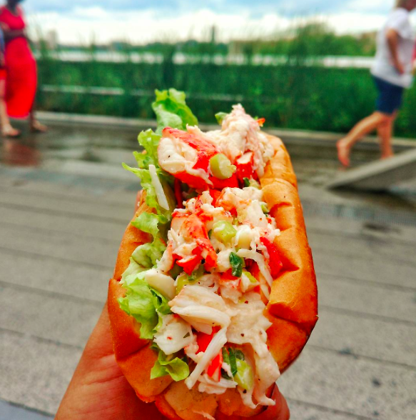 The 10 best lobster rolls in nyc for Wholesale fish market los angeles