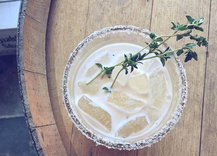 Flower Power: 7 Floral Cocktails To Close Out The Summer