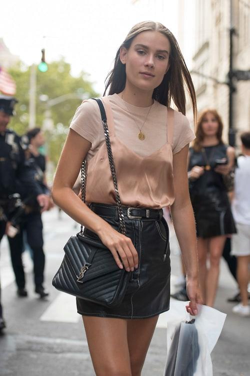 Fashion Week Street Style Day 4