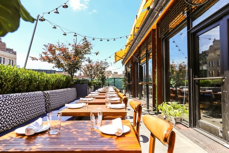 15 all season rooftop bars to drink this fall in nyc for Terrace house new season