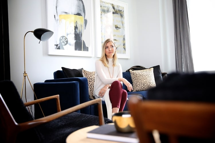 The Keeper Of Fashion's Little Black Book, Alexandria Geisler