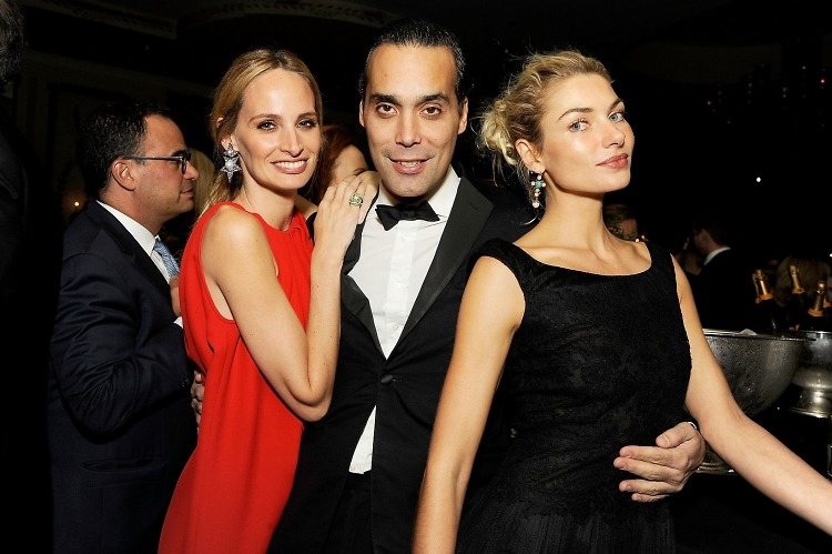 Best Dressed Guests: The Boys' Club Of New York & Dior Host The 68th Annual Fall Dance