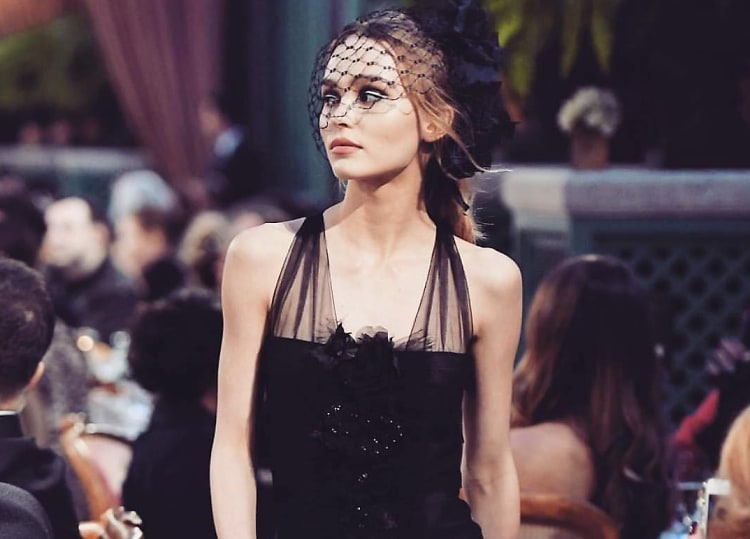 Lily-Rose Depp & Sofia Richie Make Their Runway Debut At Chanel's Métiers d'Art Show
