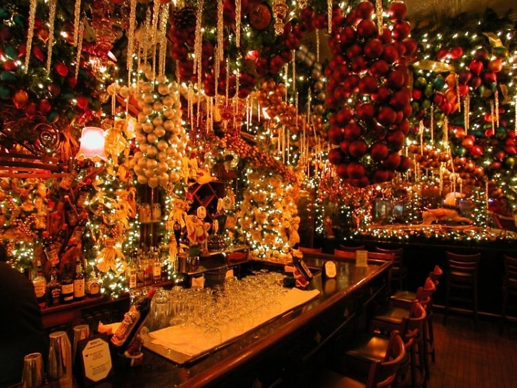 christmas dinner guide 2016 where to dine in nyc
