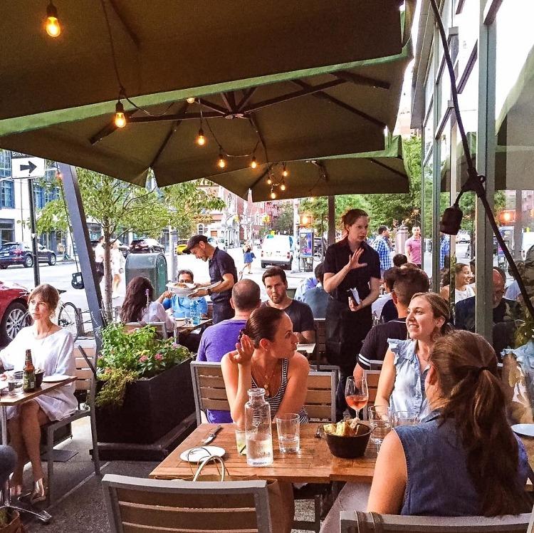 London S Best Restaurants For Al Fresco Dining: NYC's Best Al Fresco Dining Spots For Spring 2017