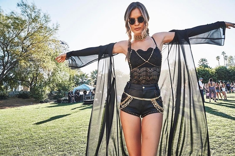 10 Celebrity Coachella Looks That Didn't Suck