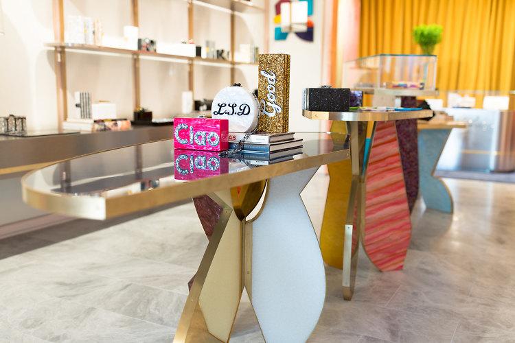 Cheeky-Chic Designer Brett Heyman Takes Us Inside Her First Edie Parker Boutique