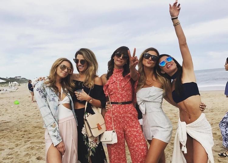 Instagram round up summer kicks off in the hamptons for The hamptom