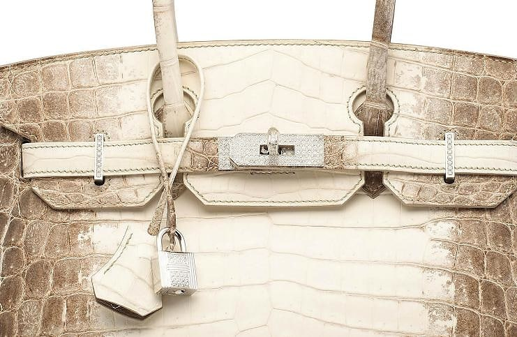 Himalaya Birkin handbag sells for $380K at Christie's auction