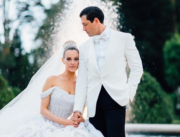 A Tale Of Two DWTS Weddings: Julianne Hough Vs. Peta ...