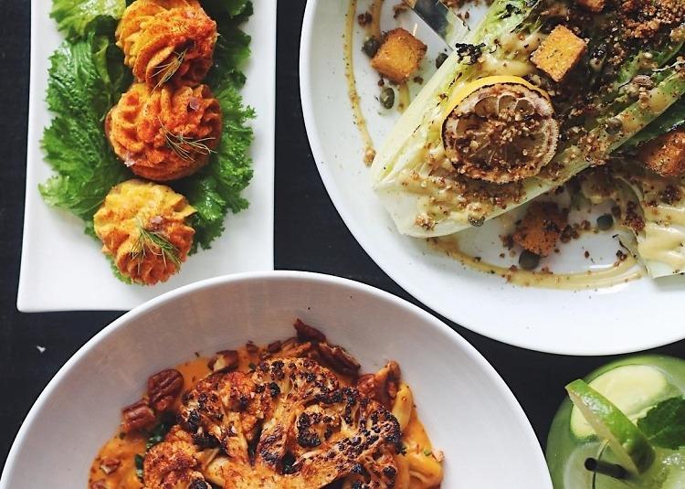 High End Vegan Restaurants Nyc