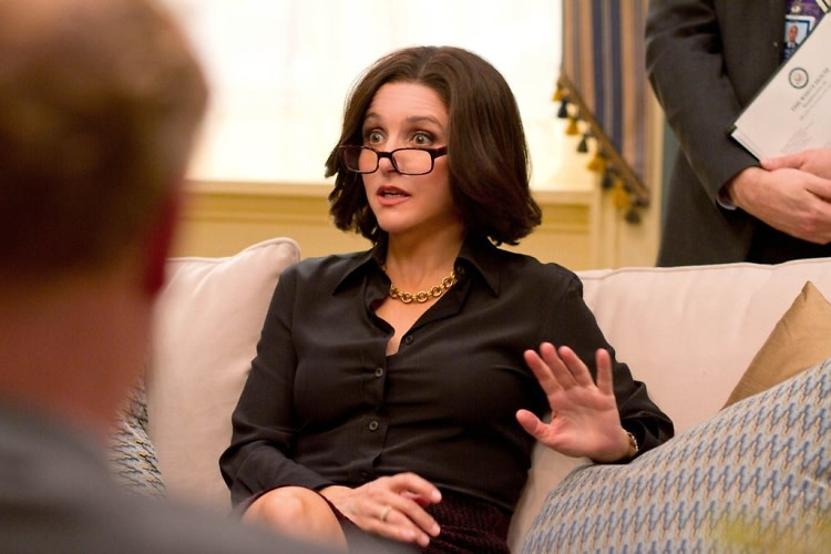 Julia Louis-Dreyfus diagnosed with breast cancer""