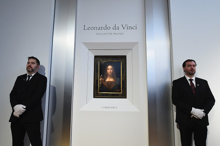 Christie's to Auction 'Holy Grail' of da Vinci Paintings for $100 Million