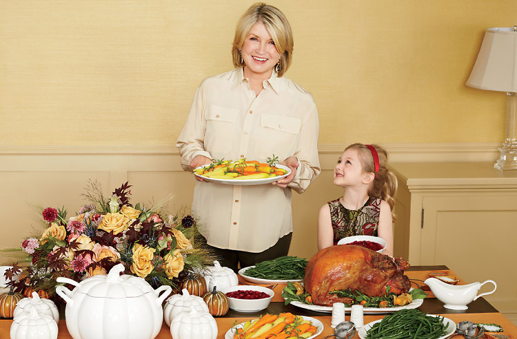 Average Thanksgiving Dinner Cost Decreases
