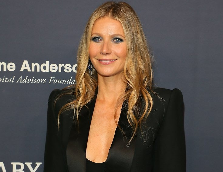 Gwyneth Paltrow is Reportedly Engaged to Glee Co-Creator Brad Falchuk
