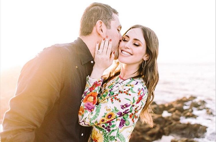 The Dell Computer Heiress Just Got Engaged & The Ring Is WOW