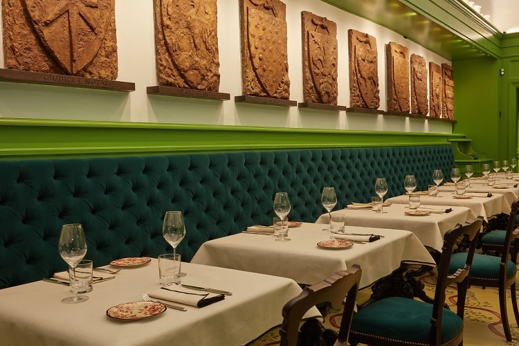 Osteria Gucci: Inside Guccia's new restaurant in Florence