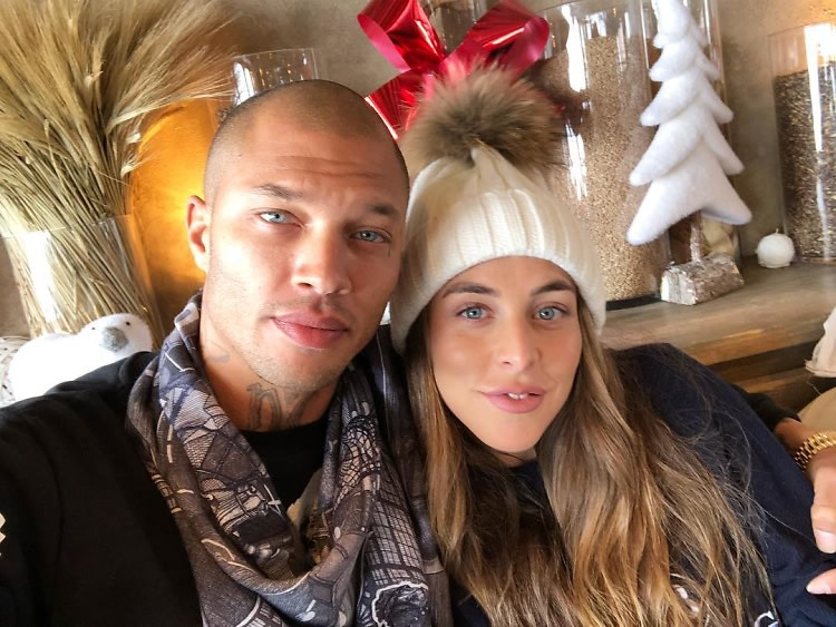 Jeremy Meeks and Topshop heiress Chloe Green are expecting their first child