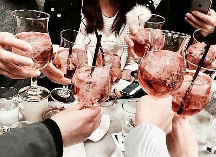 poet wine glass