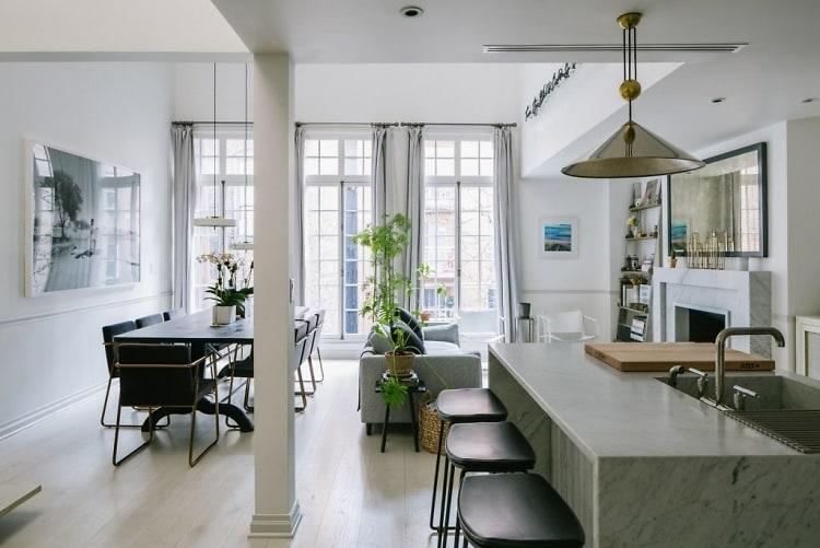 Hannah Bronfman & Brendan Fallis List Their East Village