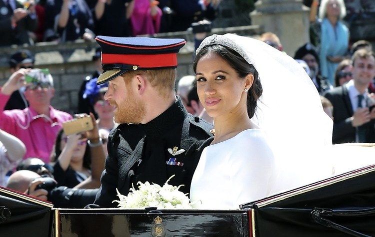When your official hashtag is  RoyalWedding (and it s trending  internationally) there are sure to be some classic 736cdcaaf697
