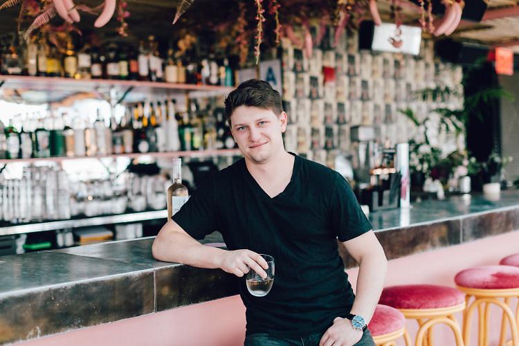 Rosé Rock Star: Meet Jesse Bongiovi, The Hamptons' Hottest It Boy