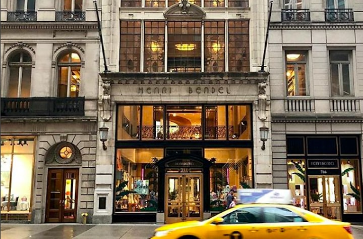 Henri Bendel closing stores, website in January