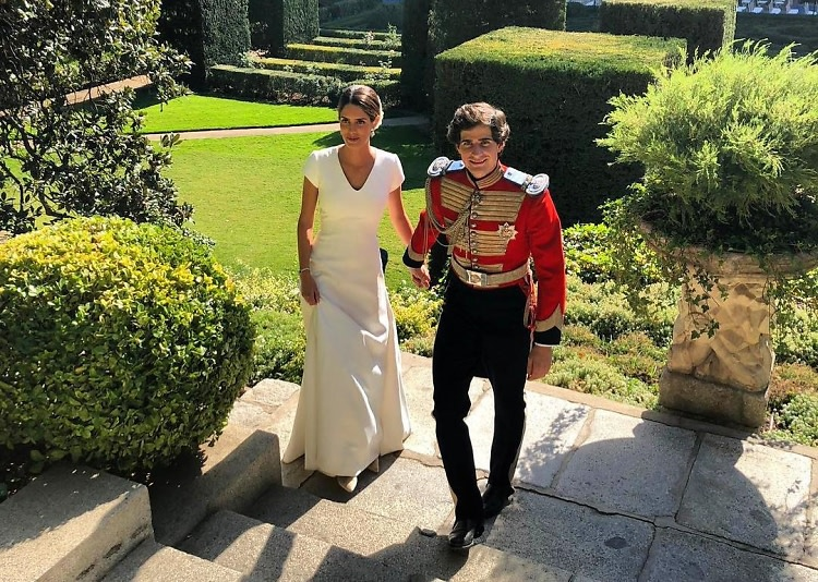 Wedding In Spanish.Inside The Spanish Royal Wedding That Has Society Buzzing