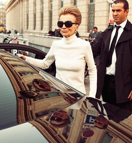 Inside The Impeccable Style Of Lee Radziwill
