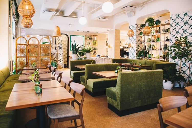 The Chicest Healthy Restaurants In Nyc