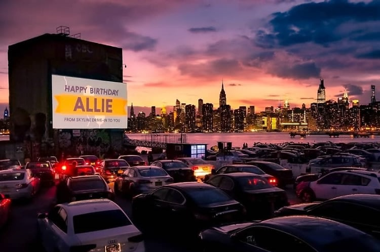 The Best Drive In Movie Theaters In Around Nyc