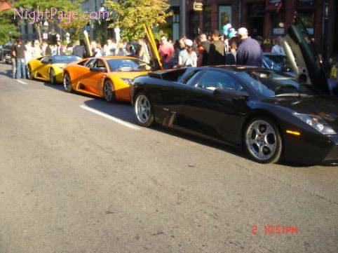 cars on newbury st