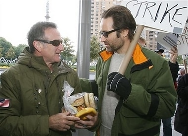williams and duchovny