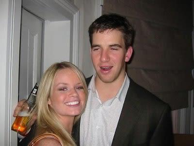 Eli Manning Drunk