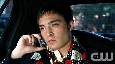 chuck's scarf