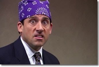 Prison Mike Michael Scott The Office