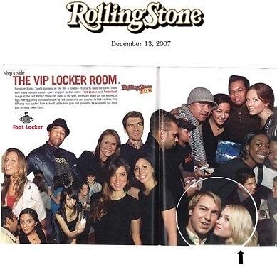 Rolling Stone Leven Rambin