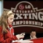 texting around