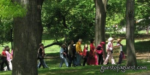 The Granny Peace Brigade