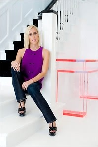 Alexandra Von Furstenberg Shows Me Her Furniture