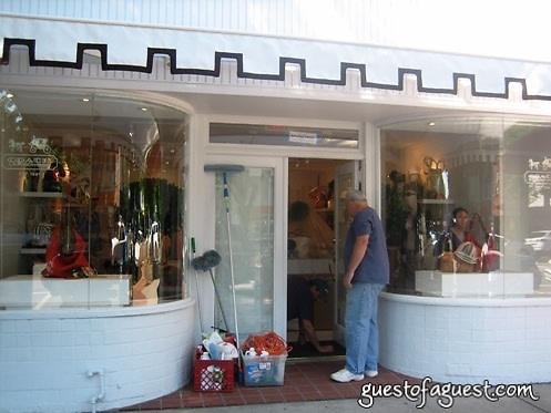 coach legacy store in east hampton