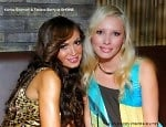 Karina Smirnoff and Tatiana Barry