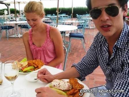 lobster rolls with luigi tadini