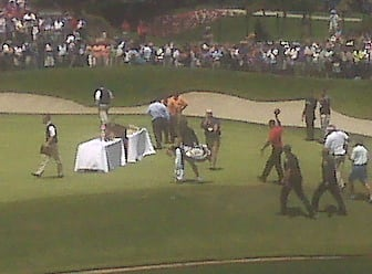 Tiger Woods Rocco Mediate