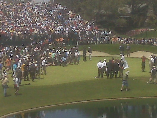 Tiger Wood Rocco Mediate